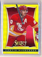2013/14 PANINI SELECT PRIZM CURTIS GLENCROSS 09/10