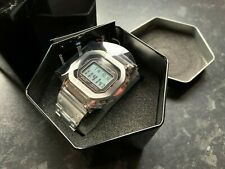 Casio G-Shock Full Metal Silver Watch GMW-B5000D-1ER