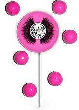 lash Pop 3D Faux Mink Lashes Pink Fire
