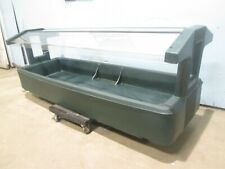 """New listing """"Continental"""" Hd Commercial Counter Top 72""""L Cold Food Buffet Bar w/Sneeze Guard"""