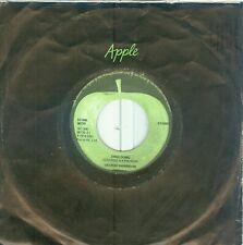 "GEORGE HARRISON - DING DONG ( DUTCH APPLE  5C 006-06770) 9"" 1974"