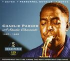 Charlie Parker - A Studio Chronicle 19401948 [CD]