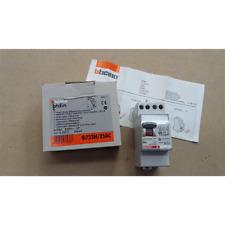 BTICINO DIFFERENZIALE PURO 4H AC 2P 25A 30MA 0,03A G723H/25AC SALVAVITA