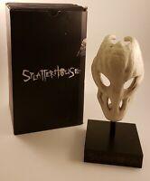 SPLATTERHOUSE Mask Terror Skull Mask Action Figure NAMCO PS3 8.5 Inches