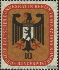 Berlin (West) 136 postfrisch 1956 Bundesrat