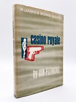 Casino Royale - FIRST EDITION - 1st Printing - Ian FLEMING 1953 James Bond