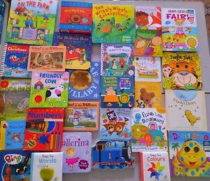 X29 BABY pre school board BOOKS bundle board books, SOUNDS lift the flap, BING.
