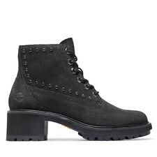 Timberland Kori Park 6 Inch Lace-Up Boot - Black - U.K. 7.5 - Brand New In Box