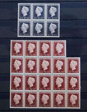 NL356 Nederland 1947 Koningin Wilhemlmina veldeeltjes (postfris)