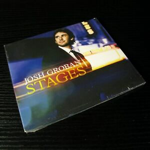 Josh Groban: Stages AUSTRALIA Deluxe Edition CD+Bonus Tracks NEW Sealed #0907F*