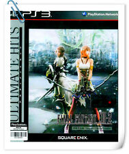 PS3 Final Fantasy XIII-2 ULTIMATE HITS 最終幻想13 國際 中英文版 SONY Square Enix RPG