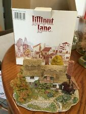 """Lilliput Lane """"Orchard Farm Cottage"""" 1994 English Collection South East"""