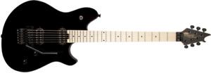 EVH Wolfgang Wg Standard Mn Blk Guitare Électrique Eddie Van Halen