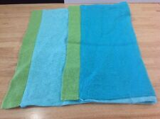 Designers Guild Pillow Cover Linen Blue Green Trim Multi 27 X 17 Home Decor