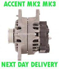 Hyundai Accent Mk2 Mk3 1.3 1.4 1.6 2.0 2000 2001 2002 & Gt 2010 rmfd Alternador