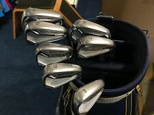 Taylormade P770 Forged Irons, 4-PW, Stiff, Steel, RH