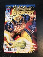 The New Avengers#5 Incredible Condition 9.0(2010) Illuminati Cover!!