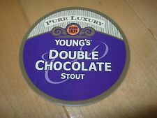 WELLS & YOUNG Double Chocolate Stout STICKER decal craft beer brewing brewery