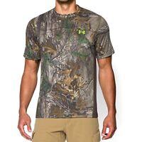 Under Armour Apparel Mens Tech Scent Control T-Shirt- Pick SZ/Color.