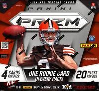 2014 Panini Prizm Rookies Football - Pick A Player - Cards 201-300