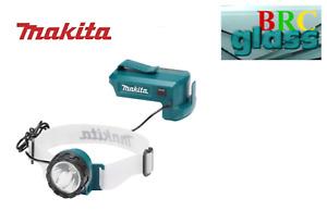 Makita DML800 18V/14.4V LXT LED Stirnleuchte Torch Lampe Mit Schwenke