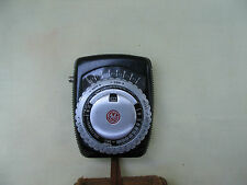 Vintage G. E. Exposure Meter for Film or Plates, Type PR-1
