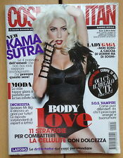 COSMOPOLITAN Magazine ITALY May 2010,Lady Gaga SEALED