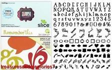 SLICE Design Card REMEMBER THIS  33749 Making Memories