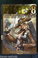 JAPAN Masamune Shirow Art book: Pieces 8 Wild Wet West