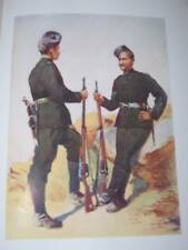 39TH GARHWAL RIFLES -  Print 1915