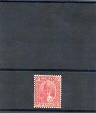 MALAYA, PERAK Sc 88(SG 109)*VF HR $60