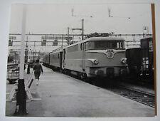FRA516 1962 SNCF PO MIDI - ELECTRIC TRAIN BB-9270 PHOTO Limoges France