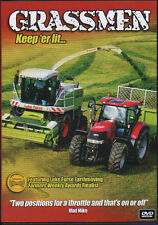 TRACTOR FARMING GRASSMEN DVD - KEEP 'ER LIT -