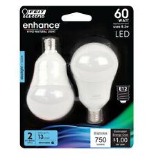 FEIT Electric Enhance 8 watts A15 Filament LED Bulb 750 lumens Daylight