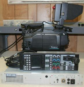Ikegami HDK-65C HD CMOS Sensor camera with BSF-55 and OCP-300