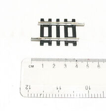 Hornby R610 Quarter Short Straight Track Standard Single OO Gauge 1:76 Scale