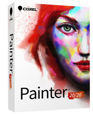 NEW Corel Painter 2020 Digital Art Painting Software PC/MAC SEALED