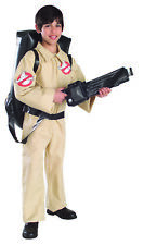 Child Ghostbusters 80s Kids Halloween Party Outfit Fancy Dress Costume Medium