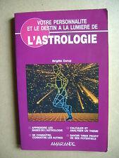L'astrologie Apprendre les bases calculer et analyser un thème /M6