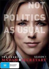 Madam Secretary : Season 1 : NEW DVD