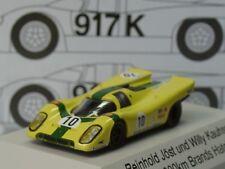 Brekina Porsche 917 K, usdau #10, Brands Hatch 1971 - 16015 - 1:87