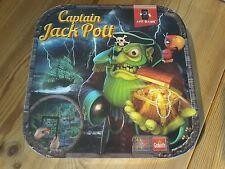 Captain Jack Pott, APP game, Goliath, NEU