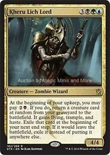 Khans of Tarkir ~ KHERU LICH LORD rare Magic the Gathering card