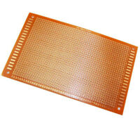 9 x 15CM One Side PCB Strip board Printed Circuit Prototype Track LW Test Board