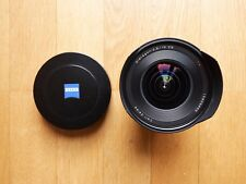 Carl ZEISS DISTAGON T * 15mm f2.8 ZE for Canon EF Lens Made in Japan