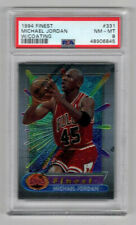 1994 Finest Michael Jordan #331 PSA 8 NM-MT