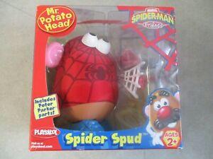SEALED MIB 2006 MR. POTATO HEAD SPIDER-MAN SPIDER SPUD MARVEL HASBRO