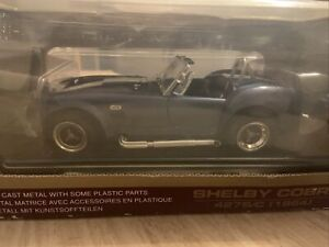 1964 Ford Shelby Cobra 427 S/C Yat Ming Road Legends 1:18 Scale Die Cast Car