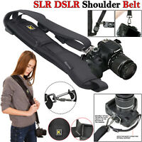 Quick Sling Camera Single Shoulder Belt Strap DSLR SLR Cameras Canon Sony Nikon