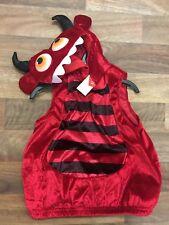 Baby 6-9 Months Halloween Little Devil Fancy Dress Outfit Bnwt TU